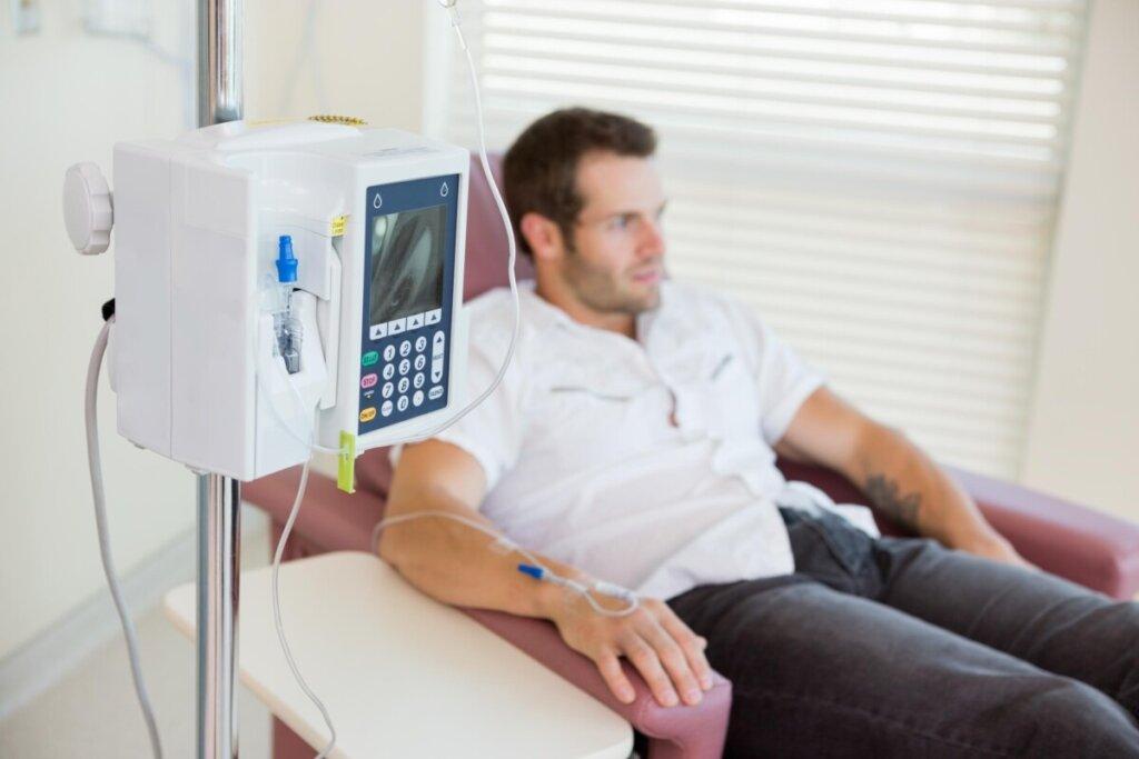 Записаться на курс химиотерапии в клинику Таргет